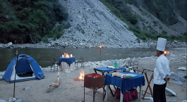 Camping in Jim Corbett (240.4 km from Delhi)