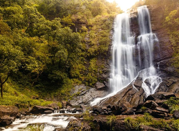 Hebbe Falls Karnataka