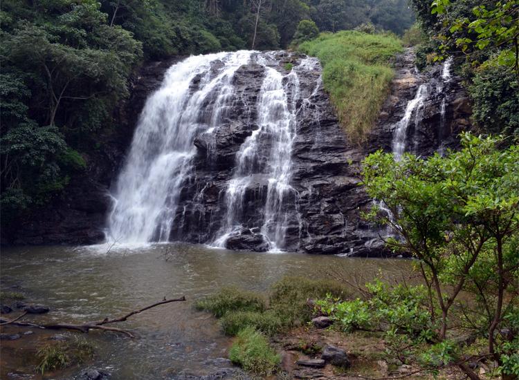 Iruppu Falls near Bangalore