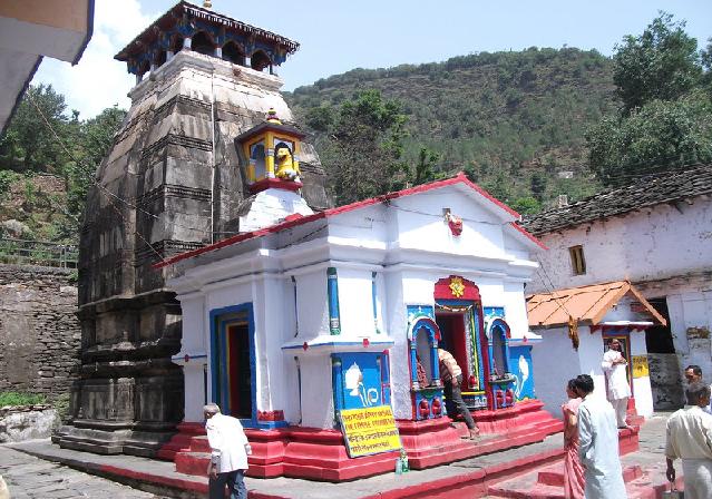 Kashi Vishwanath Temple Guptkashi
