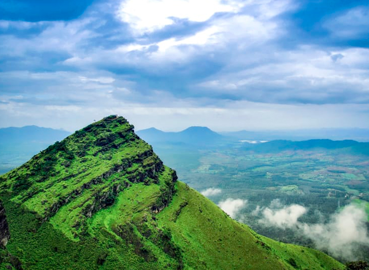 Mullayanagiri in Karnataka