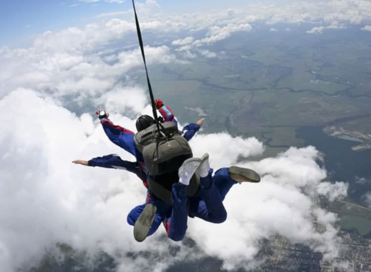 Skydiving in Aligarh, Uttar Pradesh