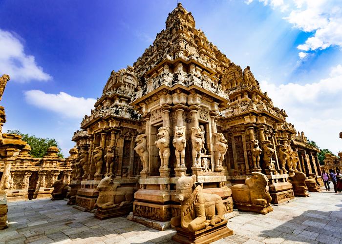 Kanchipuram-temple-chennai