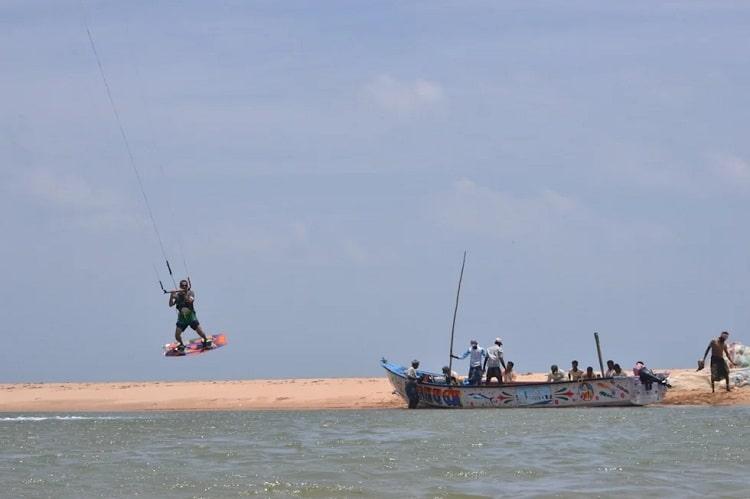 Mannapad Lagoon, Tamil Nadu