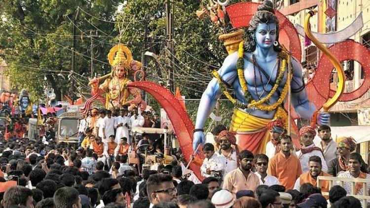 Ram Navami in Ayodhya