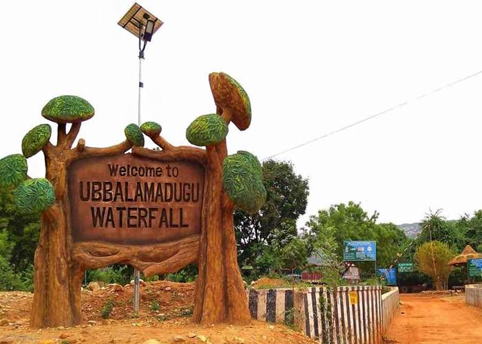 Ubbalamadugu-Falls-chennai