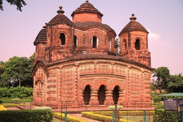 Bishnupur - Shyam Rai Temple