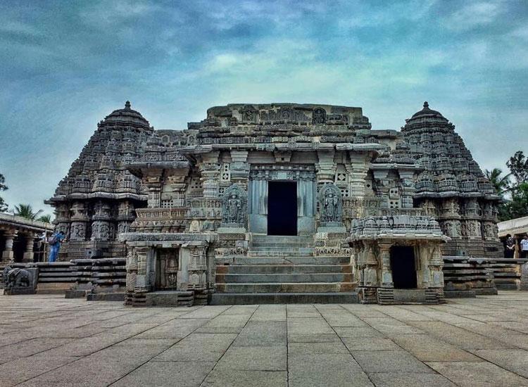 Belur in Karnataka