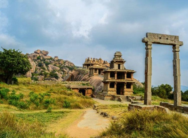 Chitradurga Fort near Karnataka