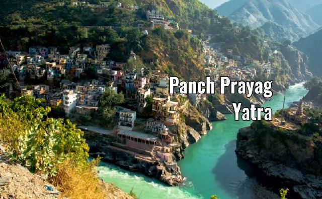 panch prayag yatra