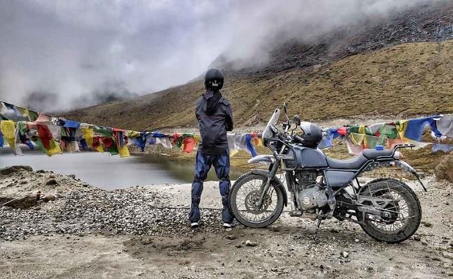 tawang bike trip
