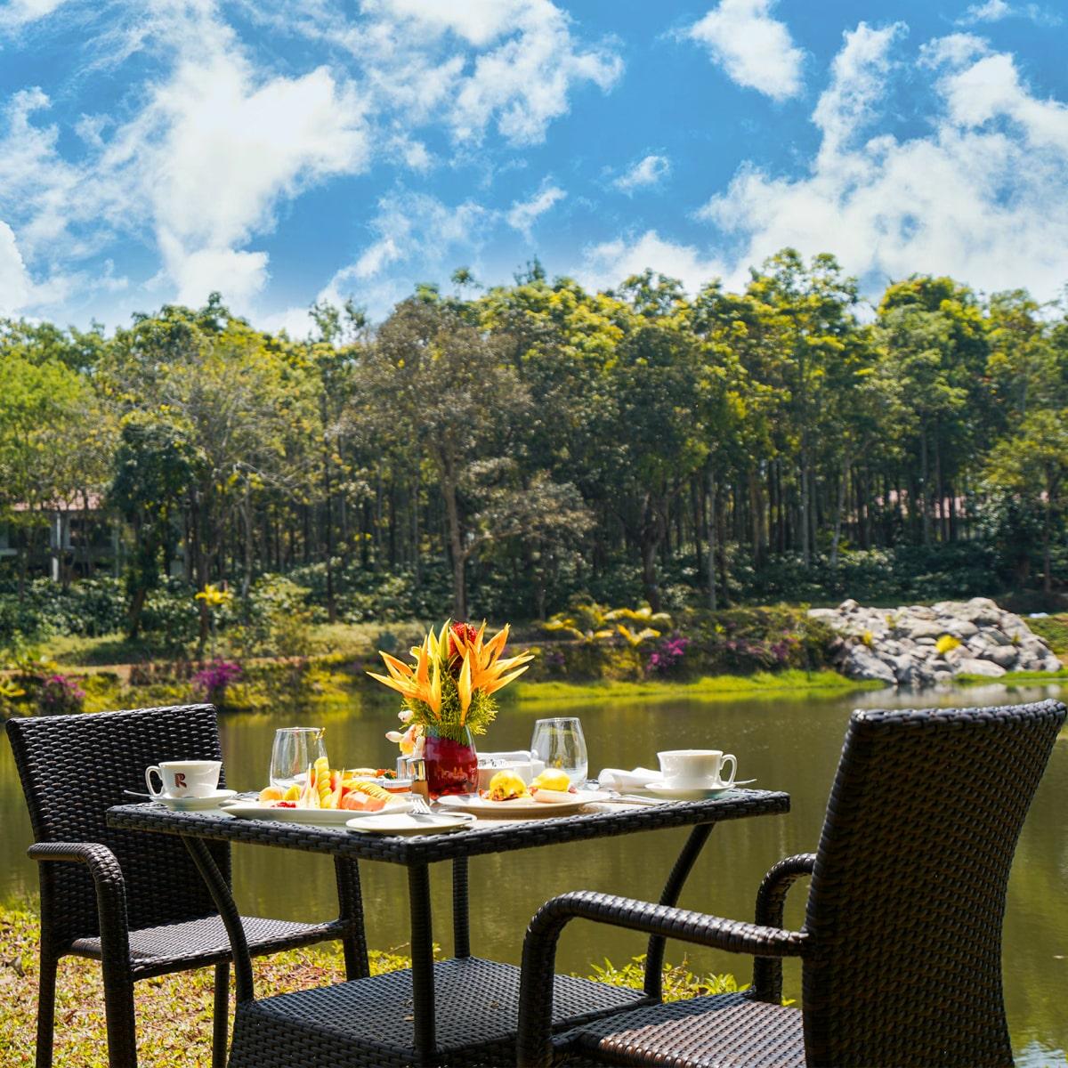 Rosetta by Ferns, Sakleshpur - A Luxury Nature Resort