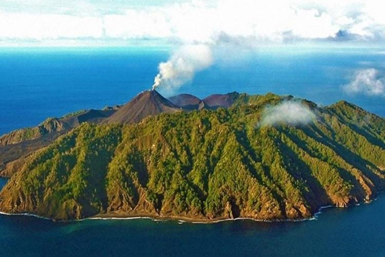 Barren Islands, Andaman and Nicobar Islands