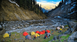 Best Places for Camping near Delhi in June