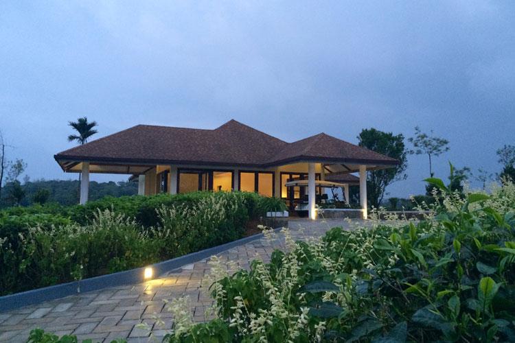 Carmelia Haven Resort Kerala: Cave Themed Resort