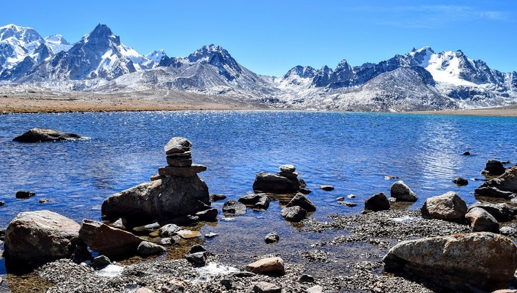 Cholamu Lake, Sikkim