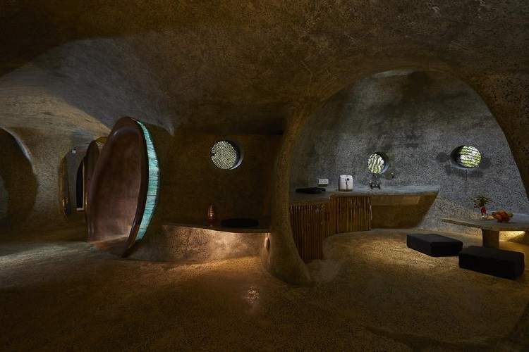 Gumpha Farmhouse, Nashik : Cave Themed Resorts