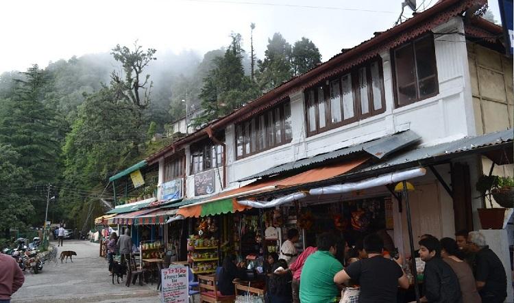 Landour, Uttarakhand - Char Dukan
