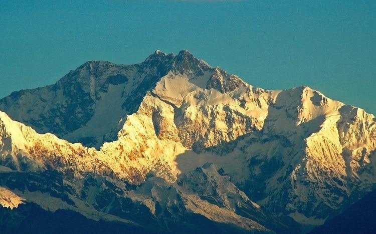 Mount Kanchenjunga, Sikkim