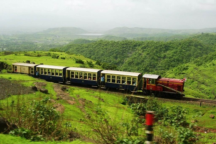 Ride a Rail in the Western Ghats