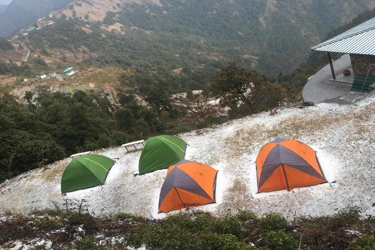 Serenity Camps, Mussoorie