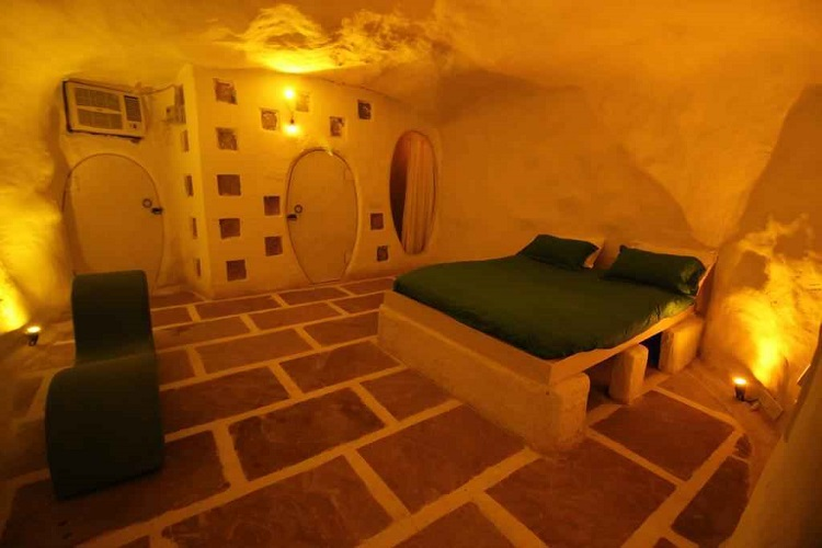 The Caves By Indrajeet, Delhi : Cave Themed Resorts