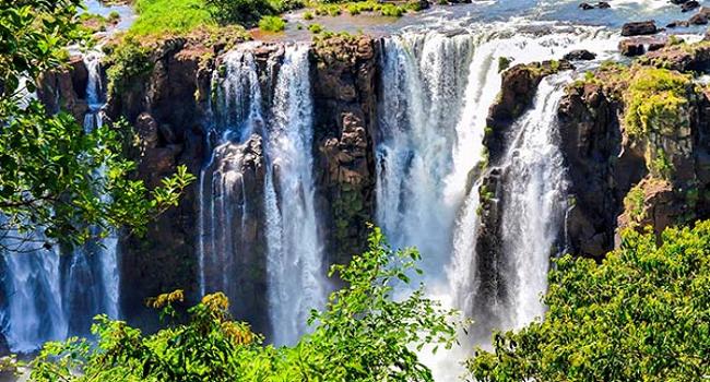 Waterfall Hikes in India