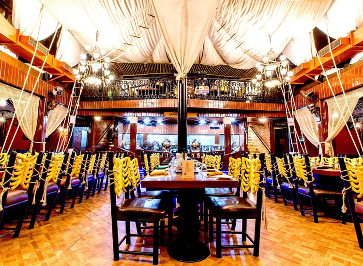 The Black Pearl in Bangalore