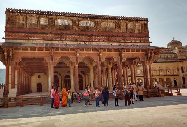 family trip to jaipur near delhi