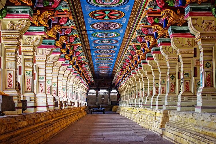 Rameswaram Temples of Tamil Nadu, India