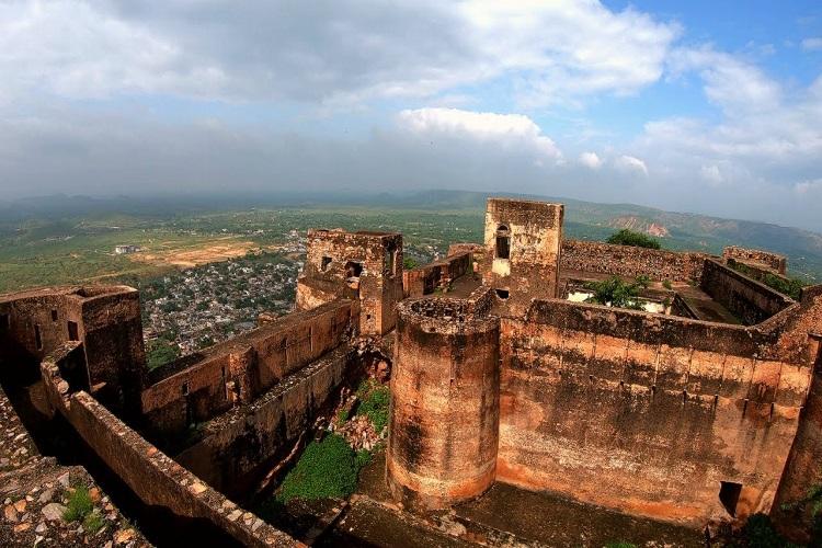 Achrol Fort