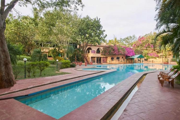 Country Club Wildlife Resort in Bandipur