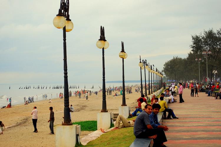 Kozhikode-beach-kerala
