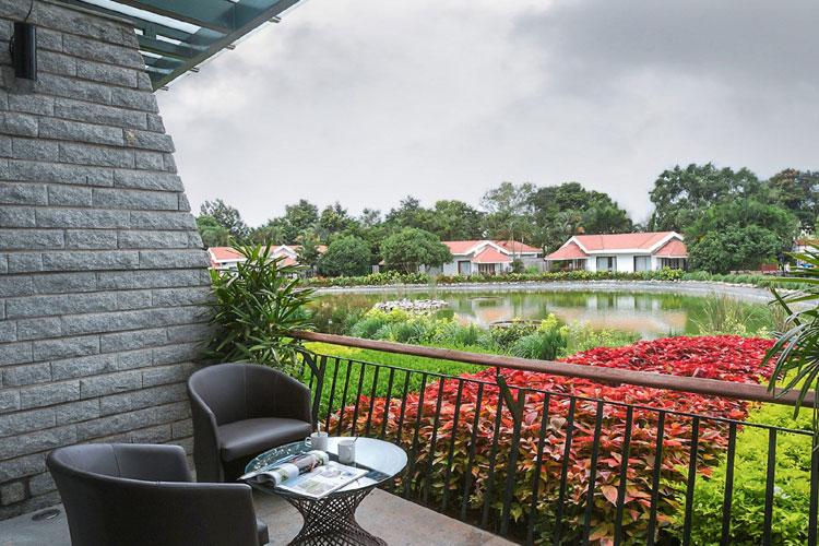 Silent Shores Resort & Spa in Mysore
