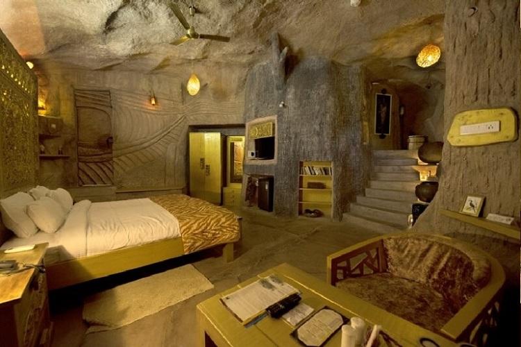 Tathastu Resort-Madhya Pradesh : Cave Themed Resorts