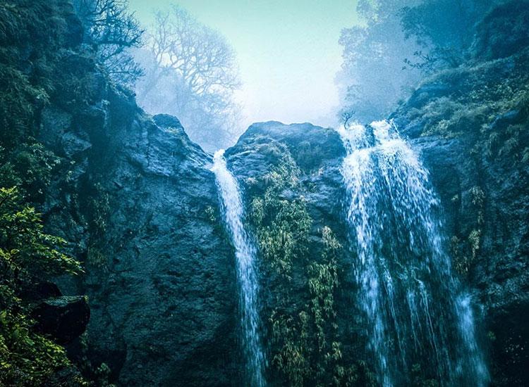 Waterfall in Mahabaleshwar