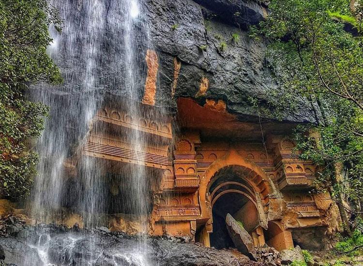 Caves in Karjat