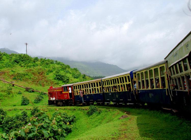 Matheran Hill Station in Monsoon