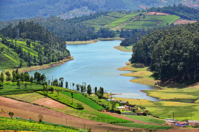 safe hill station in South India