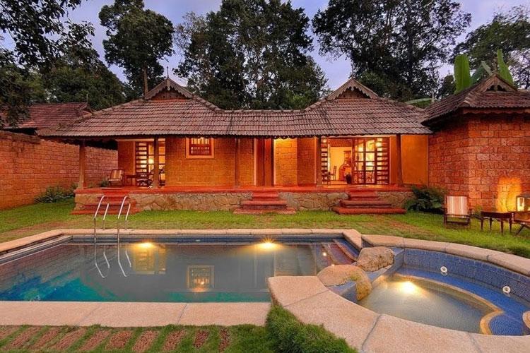 Staycation at Orange County in Coorg, Karnataka