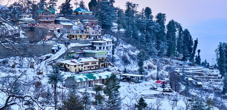 Best Places to Visit in Shimla in December