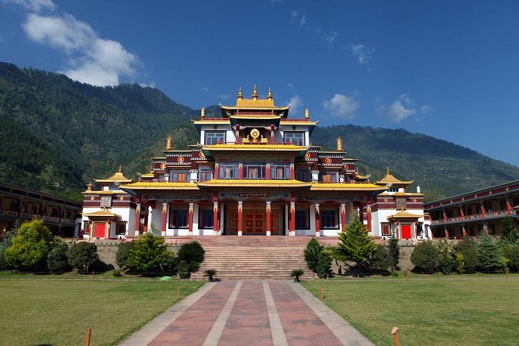 Dechen Choekhor Mahavihara, Manali