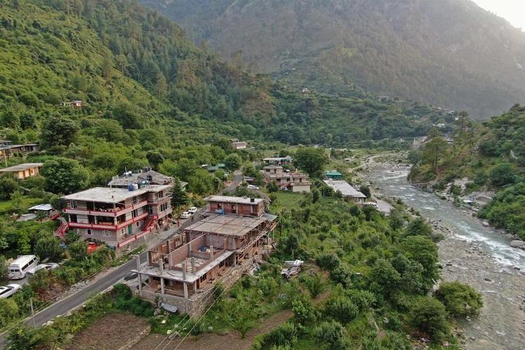 Gushaini-Himachal Pradesh