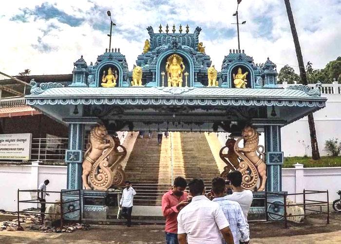 Horanadu Temple in Chikmagalur