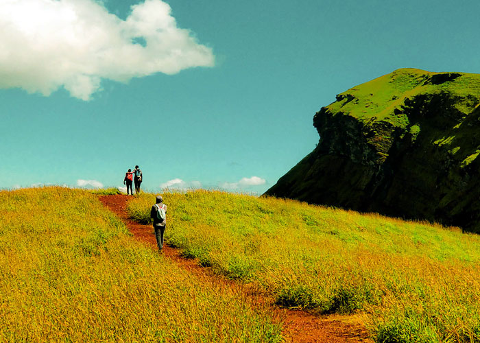Kemangudi Peak in Karnataka