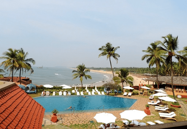 Taj Holiday Village Resort & Spa near Baga beach