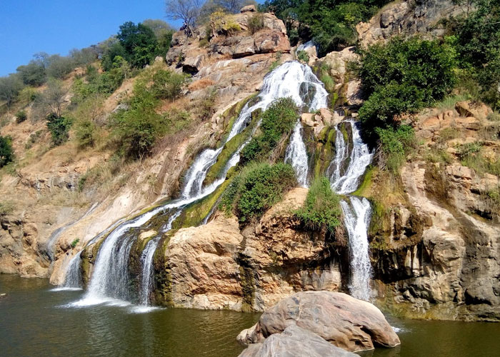 Chunchi Falls Karnataka