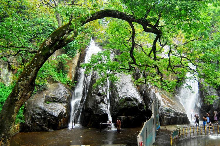 honeymoon-places-near-chennai-kutralam