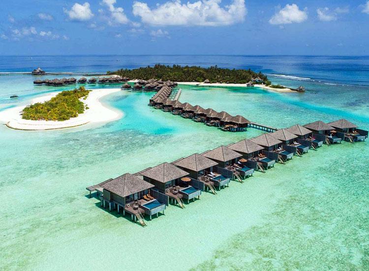 Anantara Valley Resort, Maldives