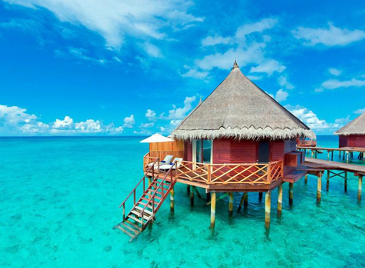 Angaga Resort in Maldives